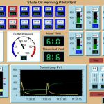 Process monitoring and control for pilot plant and SCADA applications using QCRTGraph